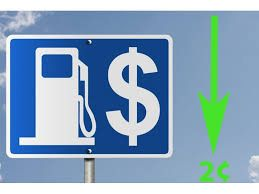 Average #gasprice in US this wk: $2.33/gal (down 2¢ from last week). Last June: $2.80/gal.  Fill Up...& Drive!