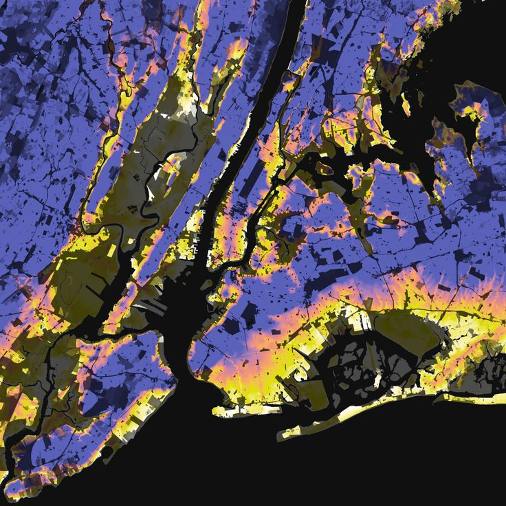 Sea Level RisePopulation Density Maps Stephen