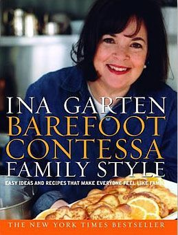 Barefoot Contessa - Cookbooks & e-books: Worth Reading, Recipe, Book Worth, Barefoot Contessa, Favorite Cookbook, Families Styles, Ina Garten, Easy Idea, Contessa Families