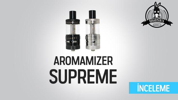 Aromamizer Supreme RDTA - İnceleme