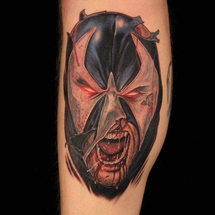 Ink Tattoo Designs: DC Comics Villains Get Tattooed On Ink Master, Including A