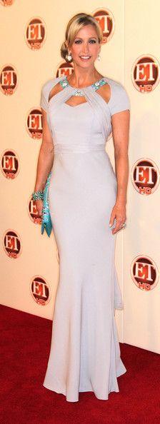 Lara Spencer Photos: 2010 Entertainment Tonight Emmy Party - Arrivals