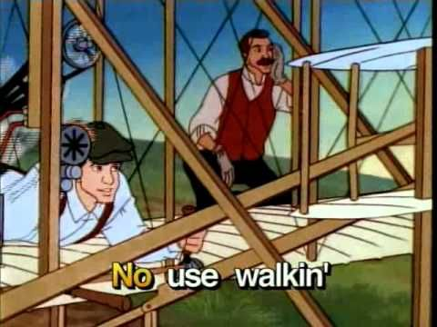 Animated Hero Classics: The Wright Brothers on DVD - YouTube