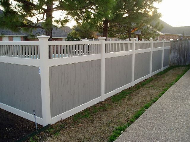 DIY Projects And Ideas For The Home. Fence OptionsFence IdeasBackyard ...