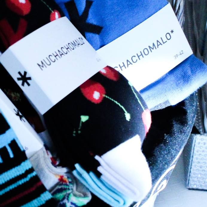 Keep your toesies fancy with socks from Muchachomalo!  #YYC #YYCLiving #HappyMonday #Socks