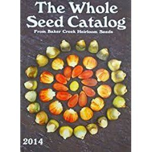 The Whole Seed Catalog 2014