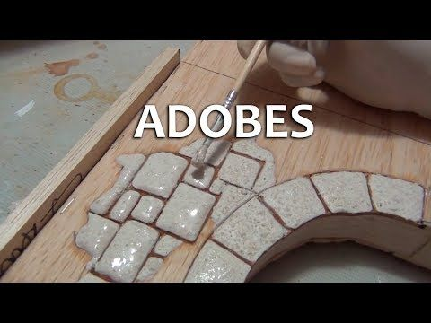 Dioramas - Adobes - YouTube