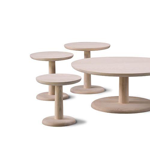 Fredericia Furniture - Pon - moffice.dk #Træbord #træmøbler #Sofabord