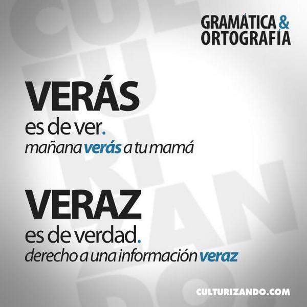 gramática #ortografía #culturageneral #culturizando - scoopnest.com