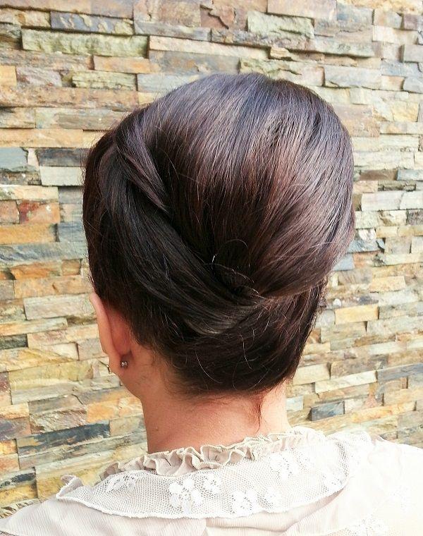 Formal Hairstyle | Upstyle | Hair Bun | Bun Hairstyle | Updo