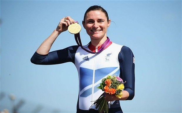Sarah Storey wins her 11th gold medal