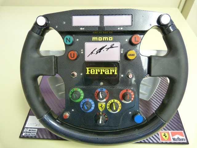 Ferrari F1 MOMO replica F2000 steering wheel | steering ...