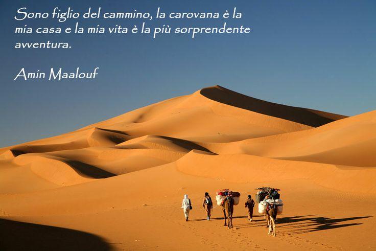 #aforismi #viaggio #carovana