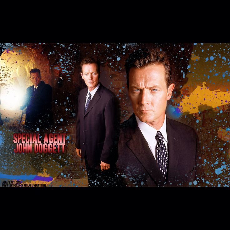 Special Agent John Doggett (Robert Patrick) | The X Files