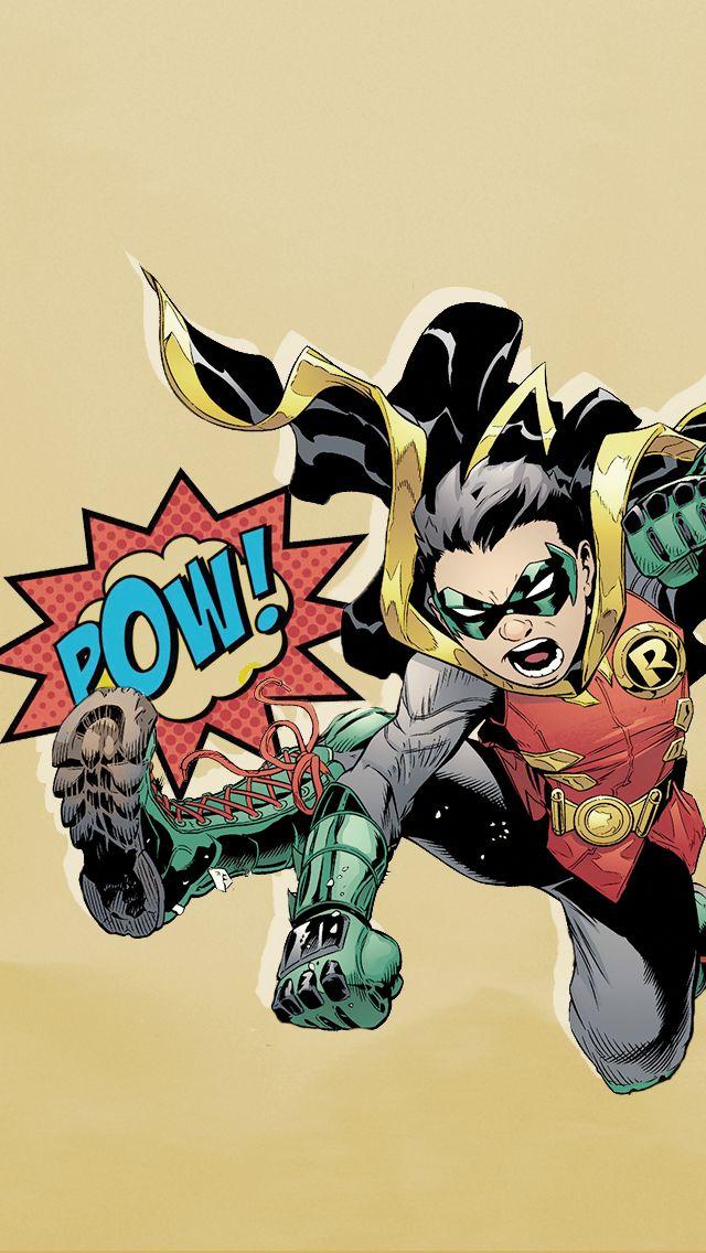 , superbabies: Damian Wayne...
