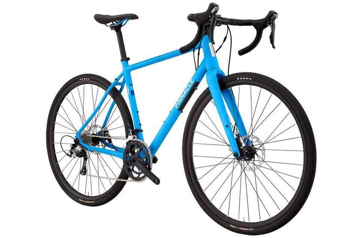 Pinnacle Arkose 2 2016 Adventure Road Bike Matt Blue EV244108 5000 2_Large
