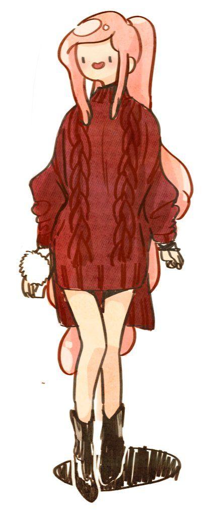 Art by 숨쉬는그려줘봇BD on Twitter — Princess Bubblegum