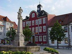 Suhl, Thuringia, Germany #thueringen #thueringenentdecken #wanderlust