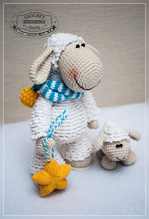 All toys from CrochetToys. Игрушки ручной работы