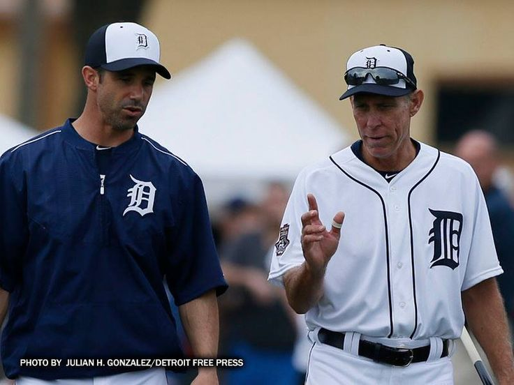 Detroit Tiger, Alan Trammell was back where he should be this morning: wearing the Old English D at Detroit Tigers spring training in Lakeland. 2015