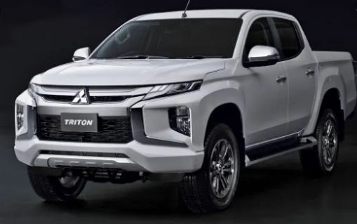 2021 mitsubishi triton changes specs and redesign  mobil