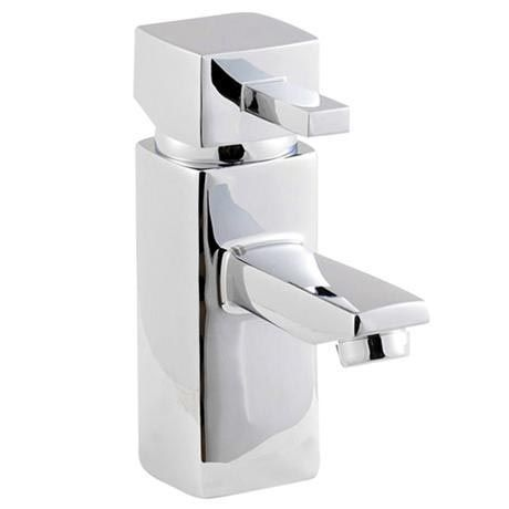 Ultra Muse Single Lever Mono Basin Mixer Inc. Waste - Chrome - FJ335