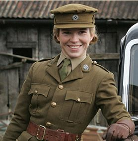 2013-08-02. Honeysuckle Weeks as Samantha Stewart in FOYLE'S WAR