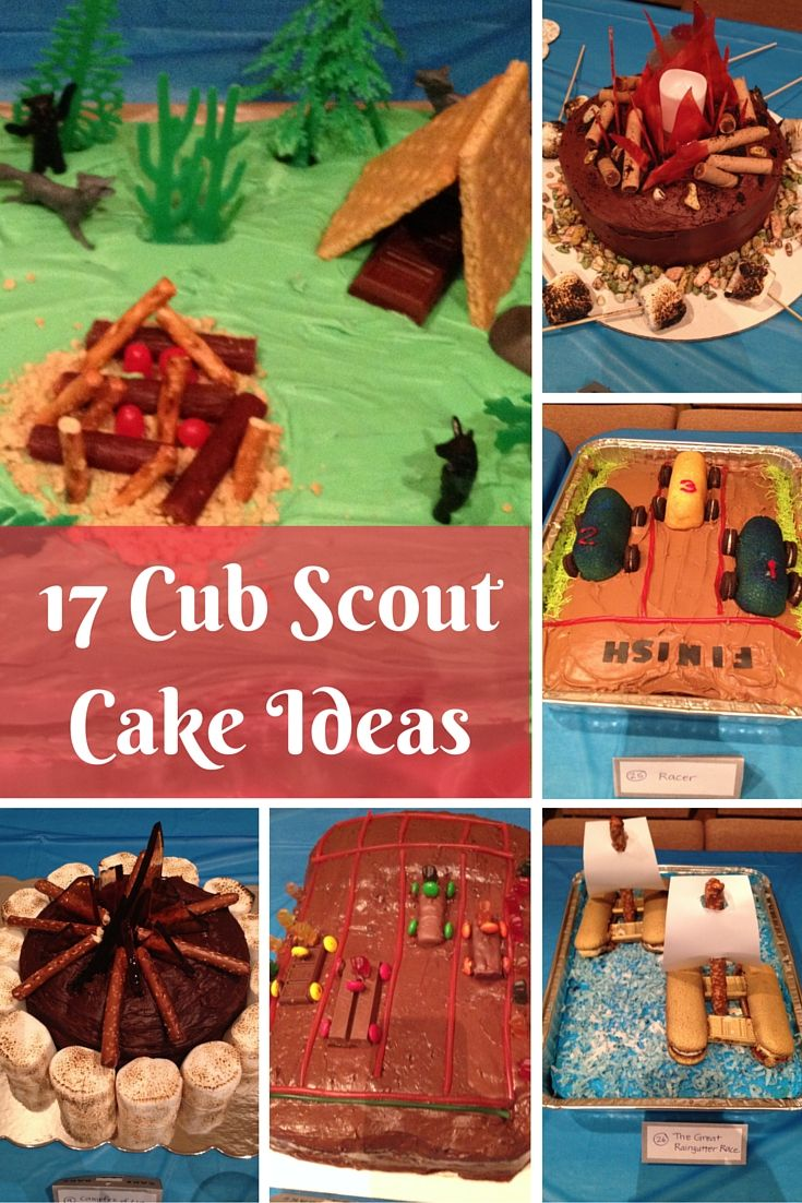 Last week we went to our son's Cub Scouts Blue & Gold Celebration. Each Scout was asked to bake and decorate a cake related to Cub Scouts in some way. I was super impressed with some of the cakes! So if you need ideas for the Blue & Gold Banquet, Cub Scouts Crossover Ceremony, Arrow...Read More »