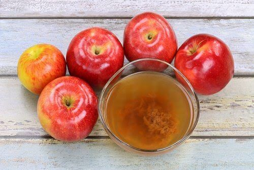 Vinagre de maçã para tratar a vaginose