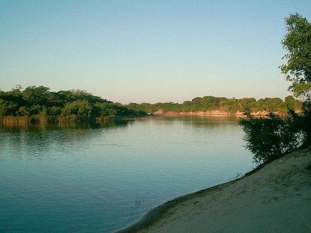 Ilha do Bananal, a maior ilha fluvial do Mundo (The largest freshwater island in the world)