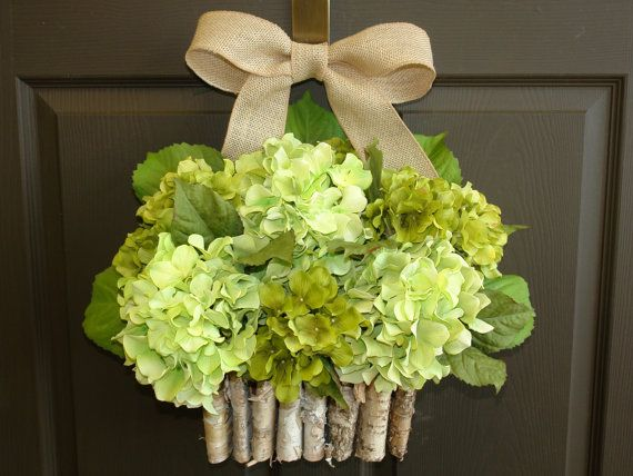 wreath spring summer wreath for front door wreaths by aniamelisa