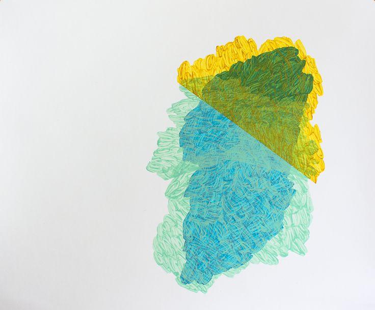 Painting - Ruth Thomas-Edmond, 2010
