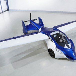 World's most advanced flying car