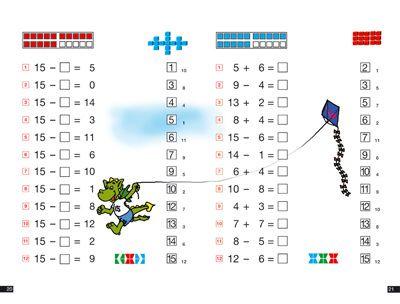 Mini Loco boekje: Rekenen met Lumie 2 (getallen tot 20) Noordhoff - mini loco - educatief op Spelmagazijn