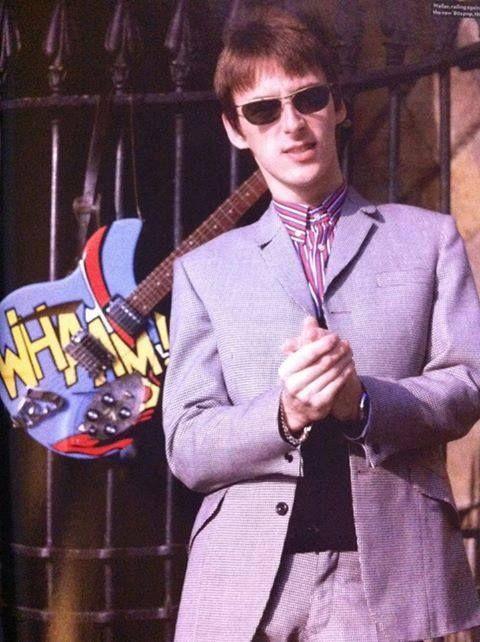 Master Paul Weller
