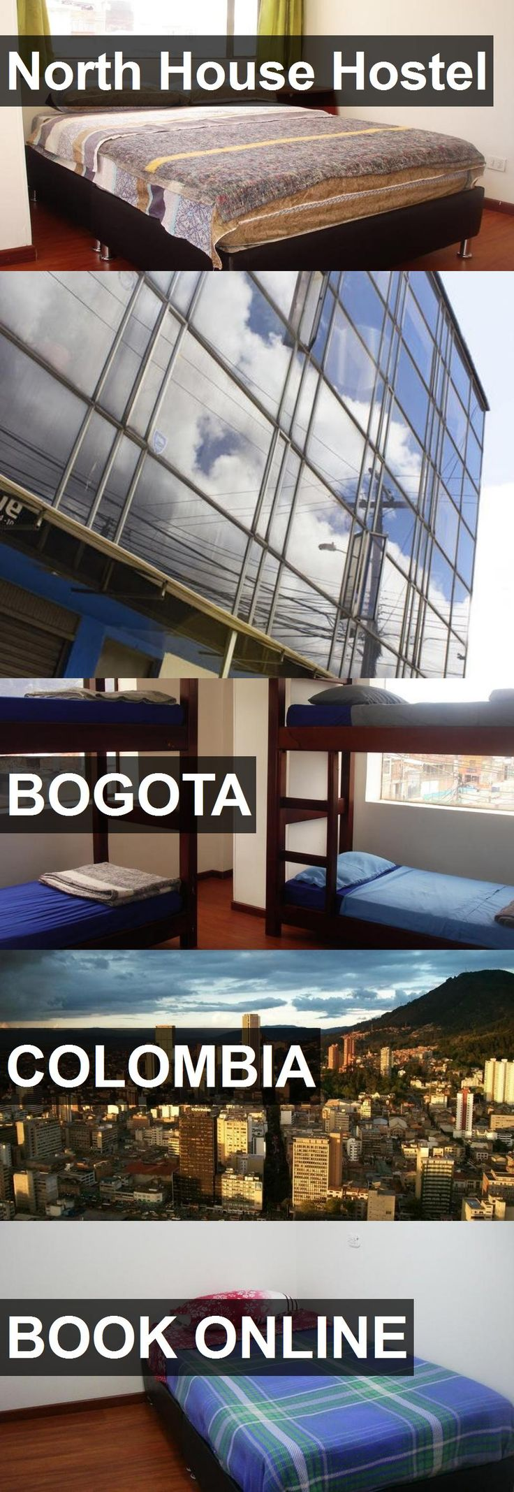 North House Hostel in Bogota, Colombia. For more information, photos, reviews and best prices please follow the link. #Colombia #Bogota #travel #vacation #hostel