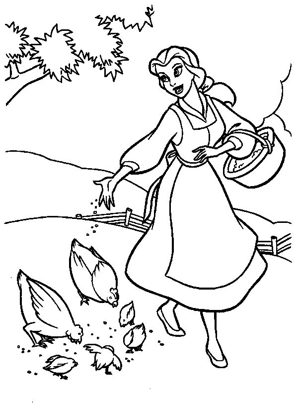 Hundreds Of Free Printable Princess Coloring Pages Party Invitations And Activity Sheets For