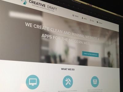 jjust a homepage