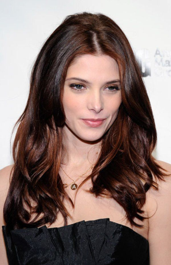 Best 25  Auburn brown hair color ideas on Pinterest  Brown hair with red, Dark red brown hair