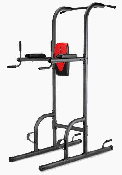 Joe Weider Home Gym Review of Weider Power Tower