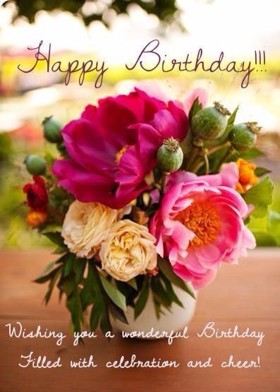 18 best flower birthday cards images on pinterest happy birthday birthday wishes happy birthday birthday cards happy brithday greeting cards for birthday happy b day anniversary cards urari la multi ani bday cards bookmarktalkfo Image collections