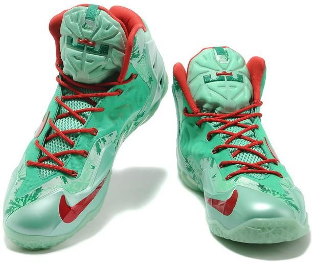 kids lebron 11 christmas shoes