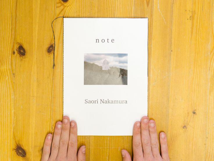 Saori Nakamura Note-1