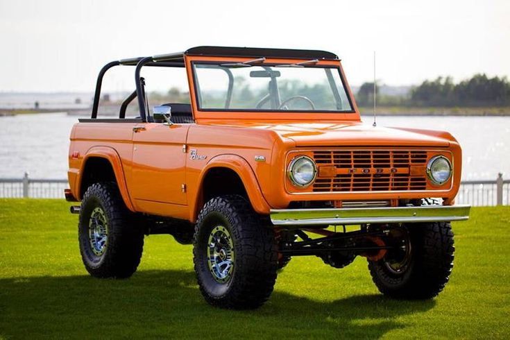 This 1972 Ford Bronco is listed on Carsforsale.com for $145,000 in Pensacola, FL