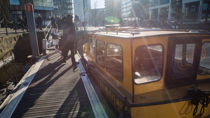 Leeds Dock Water Taxi