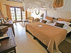 Breezes Beach Club & Spa: Deluxe room -- http://adventureswithinreach.com/tanzania/zanzibar/lodging-details.php?name=Breezes-Beach-Club-_-Spa