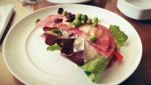 Smoke Beef Salad