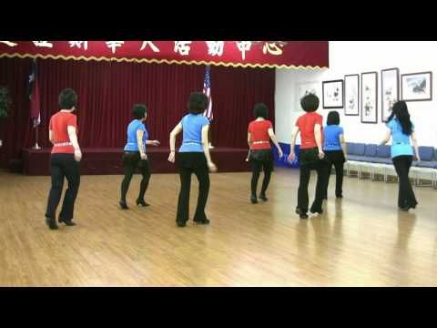 ▶ I Run To You -Line Dance (Demo & Teach) - YouTube