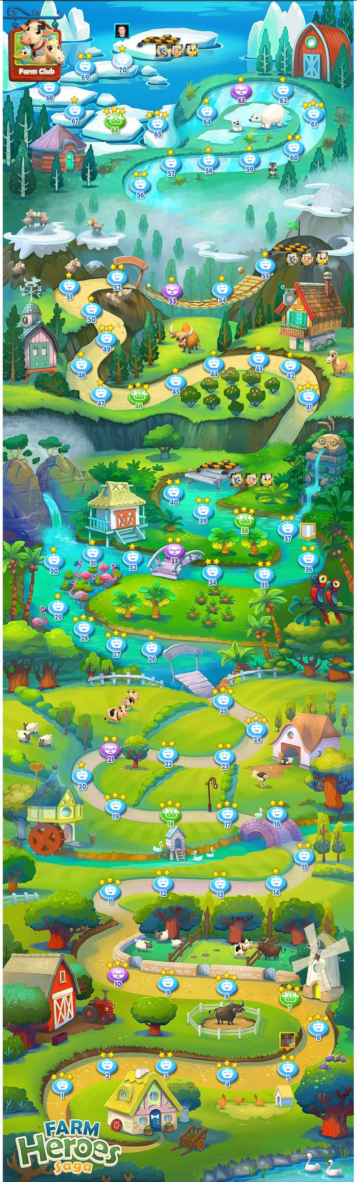 Farm Heroes Saga game!!!!.....  Ohh dear if you ever want to have a life outside here....don't start playing!!!!!