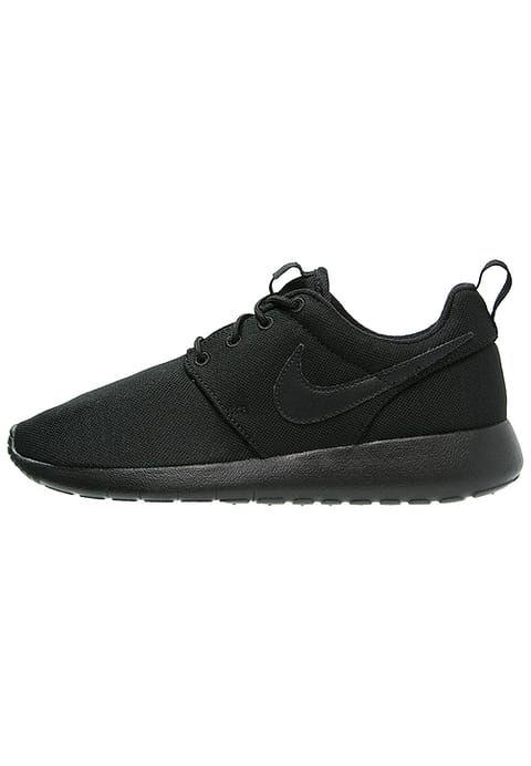 Nike Sportswear ROSHE ONE - Tenisówki i Trampki - black za 279 zł (11.07.17) zamów bezpłatnie na Zalando.pl.